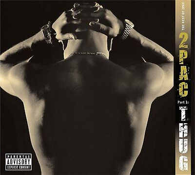 2pac  Thug: The Best Of Tupac Part 1 Cd Album (very Best / Greatest Hits) • 6.25£