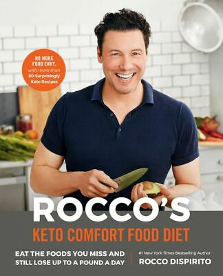 $1.99 • Buy Rocco's Keto Comfort Food Diet: Eat The Foods You Miss By Rocco DiSpirito (PD F)