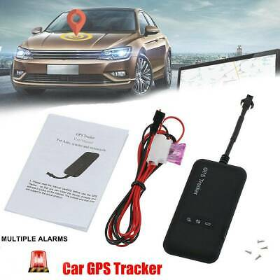 GSM Real Time Tracking Locator Device Car GPS GPRS Tracker Vehicle Spy Tool • 12.99£