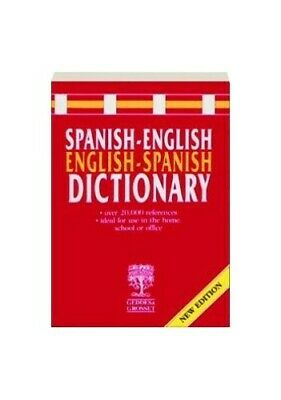 Spanish-English English-Spanish Dictionary By Geddes And Grosset Paperback Book • 3.99£