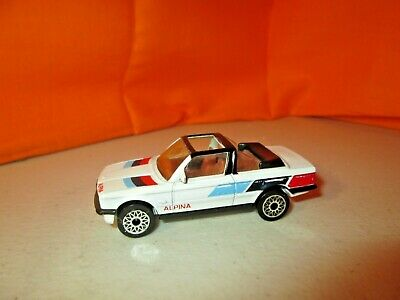 $5 • Buy Vintage 1983 Matchbox BMW 323i Cabriolet Alpina NrMint Condition