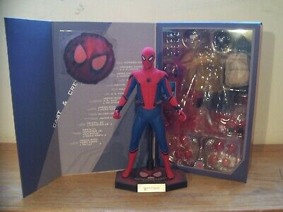 $ CDN451.90 • Buy Hot Toys 1/6 MMS426 Spiderman Homecoming Deluxe Peter Parker