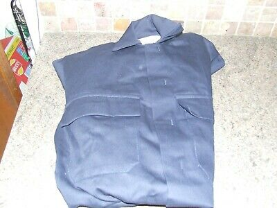 ARCO   Flame Retardant Proban Welders Overall Boilersuit Navy Size 92R • 20£