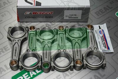$ CDN1604.25 • Buy Wiseco 142mm BoostLine Connecting Rods ARP 2000 For Supra 2JZ 2JZ-GTE TY5591-866