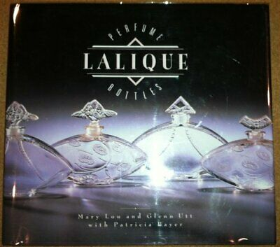 Lalique: Perfume Bottles By Bayer, Patricia Hardback Book The Cheap Fast Free • 11.99£