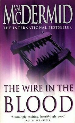 £3.59 • Buy Wire In The Blood 3 By Mcdermid  Val Book The Cheap Fast Free Post