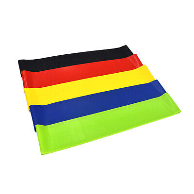 AU18.88 • Buy Resistance Bands   Heavy Duty Exercise Fitness Loop Set For Gym Stretch Yoga Lot