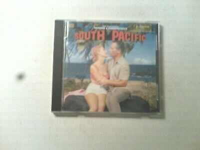 SOUTH PACIFIC SOUNDTRACK RODGERS AND HAMMERSTEIN Cd Album • 3.99£