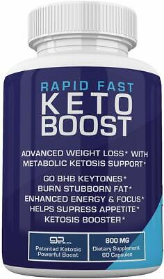 $25.95 • Buy Rapid Fast Keto Boost **SAME DAY SHIPPING!!!**