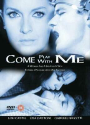 Come Play With Me =Region 2 DVD= • 15.99£
