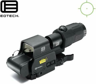 $1214.99 • Buy EOTech EXPS2-0GRN HWS, G33 Magnifier & STS Complete System - HHS-GRN