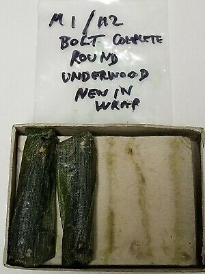 $295 • Buy Us Gi M1 Wwii Carbine Round Bolt Underwood New In Original Package. Item  M12-1