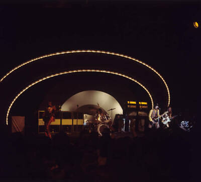 OLD MUSIC PHOTO Jim Lea Don Powell Noddy Holder And Dave Hill Of Slade Perform • 4.63£