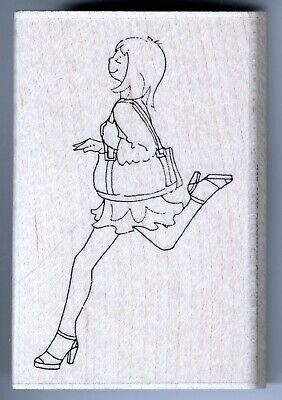 £9.63 • Buy Hobby Art - Rubber Stamp - Lucy - GL1889MD