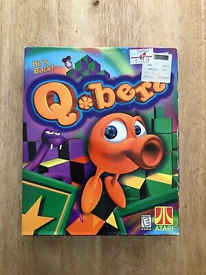 $ CDN20.30 • Buy Qbert (PC, 1999) Brand New
