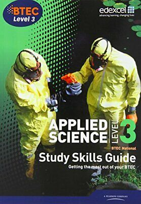 £15.13 • Buy Applied Science, BTEC National: Level 3, Study Skills G... By Matthews, Ms Julie