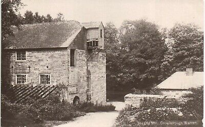 Crowborough Warren. The Old Mill By A.H.Homewood, Burgess Hill. • 14.50£