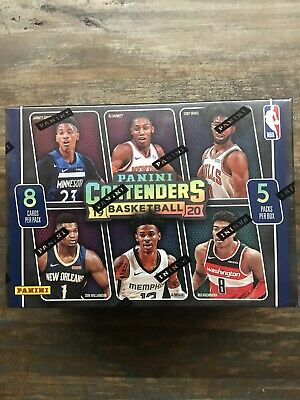 $38.99 • Buy 2020 Panini Contenders Basketball Blaster Box 40 Cards (1) AUTO/ Or MEMORABILIA
