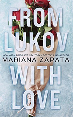 AU36.45 • Buy Zapata Mariana-From Lukov W/Love BOOK NEW