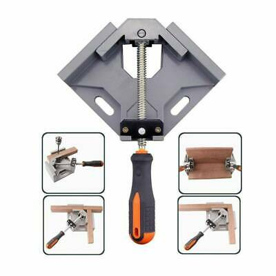 $16.40 • Buy 90° Right Angle Clamp Corner Clamp For Woodworking Vice Metal Weld Welding Tool