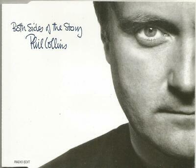 £7 • Buy Phil Collins - Both Sides Of The Story 1993 One Track Promotional CD Single