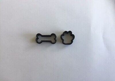 Set Of 2 Polymer Clay Cutters - Jewellery Making • 3£