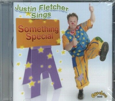 Justin Fletcher Sings Something Special • 7.95£