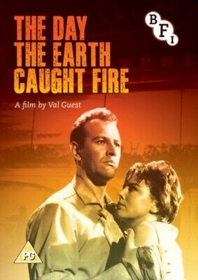 £11.39 • Buy Day The Earth Caught Fire