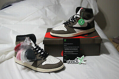 $500 • Buy Nike Air Jordan 1 Travis Scott - Mens Size 12