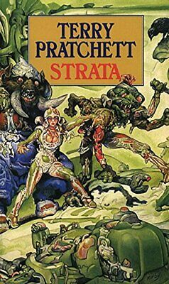 £3.29 • Buy Strata By Pratchett, Terry Paperback Book The Cheap Fast Free Post
