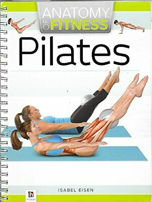 £6.49 • Buy Anatomy Of Fitness: Pilates Book The Cheap Fast Free Post