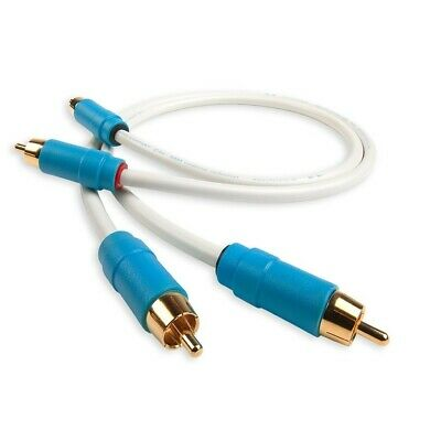 Chord Company C-Line Interconnects 0.5m RCA Pair • 40£