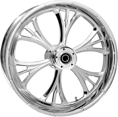 $1653.25 • Buy RC Components Chrome Majestic 26  Front Wheel 00-07 Harley Touring FLHX FLTR
