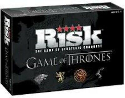 $67.46 • Buy Risk: Game Of Thrones [New ] Board Game