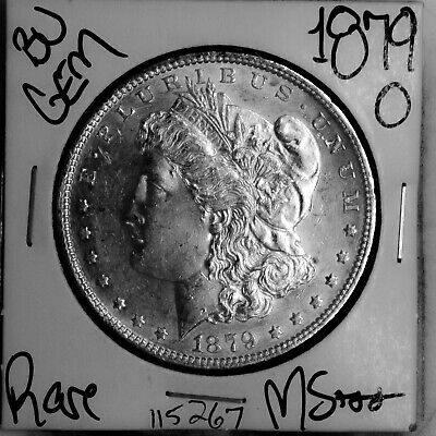 $0.99 • Buy 1879 O GEM Morgan Silver Dollar #115267 BU MS+++ UNC Coin Free Shipping