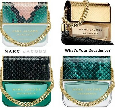 Marc Jacobs Decadence Eau De Parfum EDP Various Perfume SAMPLES 100% Authentic • 3.59£