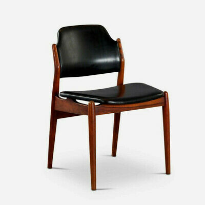 AU1400 • Buy Danish ARNE VODDER Chairs Model 62 - Mid-Century Modern  X 4