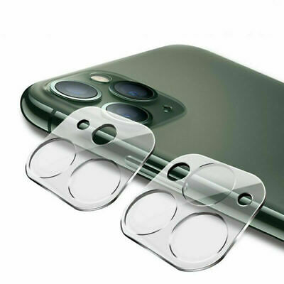 9H Camera Lens For IPhone 12, 11 Pro MAX Case Protector Tempered Glass Cover • 1.99£