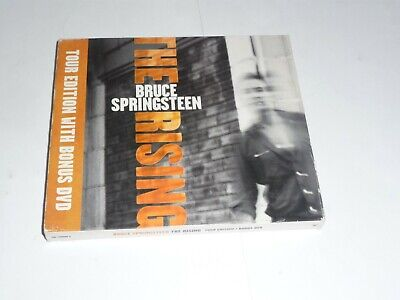 £19.50 • Buy Bruce Springsteen - The Rising (Tour Edition With Bonus DVD)