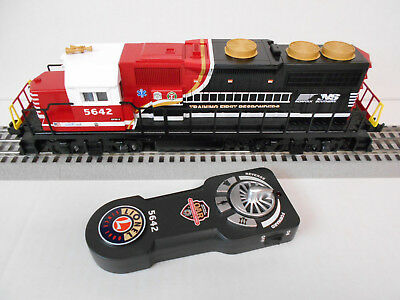 $239.95 • Buy LIONEL 6-84490 E NS FIRST RESPONDERS GP38 DIESEL Norfolk Southern BLUETOOTH NEW