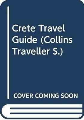 Crete Travel Guide (Collins Traveller S.) Paperback Book The Cheap Fast Free • 4.49£