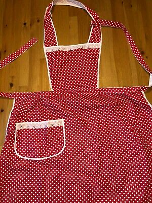 £4 • Buy Kitchen Aprons, 100% Cotton, Different Patterns Available, Made In Italy