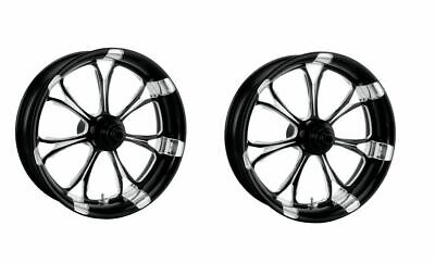 $2799.90 • Buy Performance Machine Paramount Front & Rear Wheels 09-19 Harley Touring FLHX FLHR