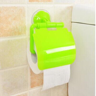 AU6.04 • Buy Wall Mounted Tissue Dispenser Toilet Paper Towel Holder Roll Cover Waterproof BM