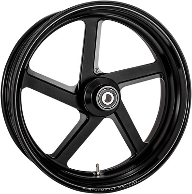 $1499.95 • Buy Performance Machine Black Ops Non ABS Rear 18  Wheel 09-19 Harley Touring FLHX