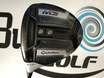 $ CDN299.99 • Buy TaylorMade M3 Driver Men's Left Hand 10.5 Degree Adjustable Atmos Stiff #G127