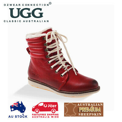 AU49 • Buy OZWEAR UGG Boxing Boots 3 Colors OB113