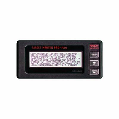 NASA Marine Target Navtex Pro Plus V2 Receiver With H Vector Antenna TAR-NAV-HV • 278£