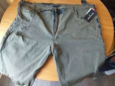 True Religion Denim Shorts Mens Size 50 Waist RRP £205 • 49.99£
