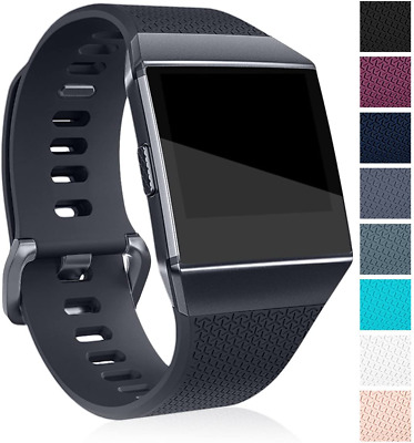 $ CDN12.97 • Buy Replacement Bands Wristbands Compatible With Fitbit Ionic Smart Watch Large